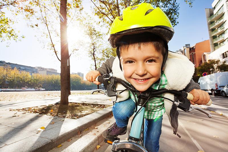 Animations ludiques, jeux à vélo