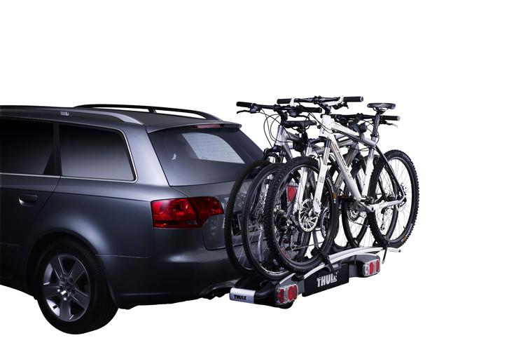 Location porte-vélo Thule 929 Euroclassic 3 ou 4 vélos